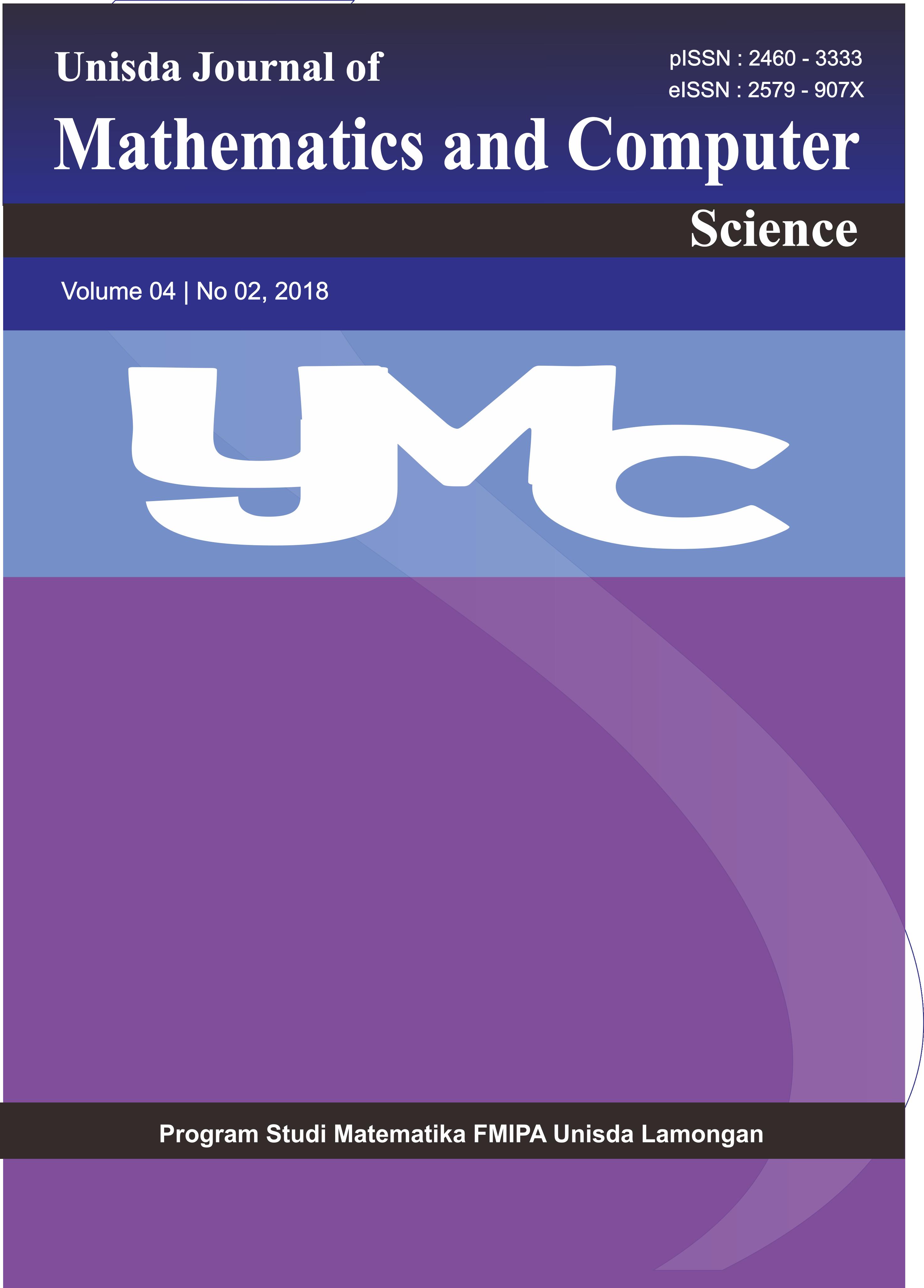 Optimasi Rute Truk Pengangkutan Sampah Di Kota Sumbawa Besar Shift Ii Menggunakan Gvrp Unisda Journal Of Mathematics And Computer Science Ujmc